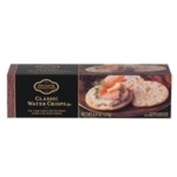 Kroger Private Selection Britannia Selection Peppercorn & Poppy Water Crisps
