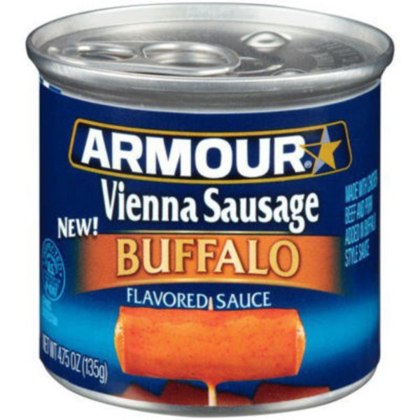 Armour Buffalo Flavored Sauce Vienna Sausage