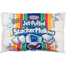 Kraft Jet-Puffed StackerMallows Marshmallows