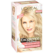 L'Oreal Excellence Creme: Champagne Blonde Cooler 8 1/2A Hair Color