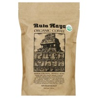Ruta Maya Coffee, Organic, Whole Bean, Medium Roast