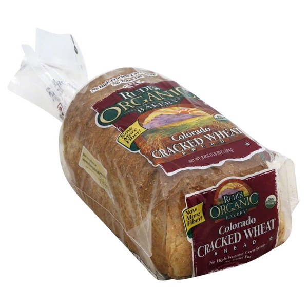 Rudis Organic Colorado Cracked Wheat Bread