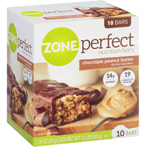 ZonePerfect Chocolate Peanut Butter Nutrition Bars 1.76 oz