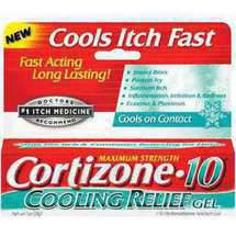 Cortizone Cooling Relief Maximum Strength Anti-Itch Gel