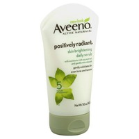 Aveeno® Positively Radiant® Skin Brightening Daily Scrub Tube Cleansers