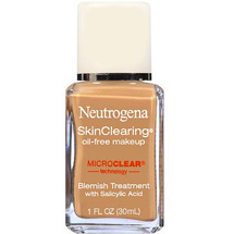 Neutrogena Skinclearing Oil-Free Makeup Warm Beige 90