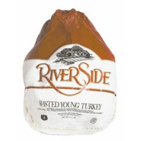Riverside Basted Grade A Young Turkey 16 20 Lb