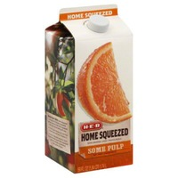 H-E-B Home Squeezed Orange Juice