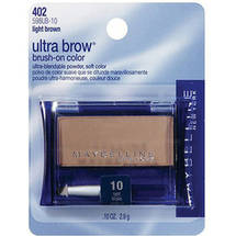 Maybelline Ultra-Brow Powder 10 Light Brown