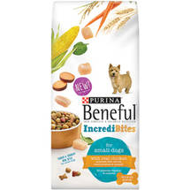 Purina Beneful IncrediBites With Real Chicken Dog Food