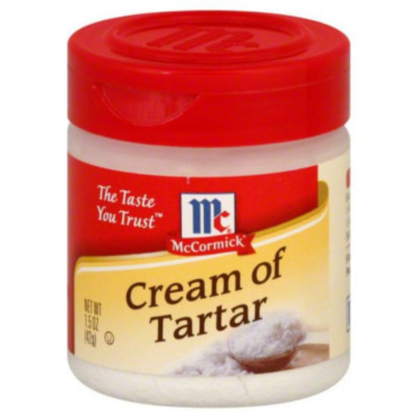 McCormick Cream of Tartar