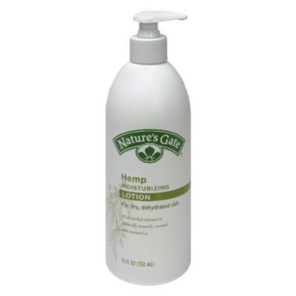 Nature's Gate Lotion Hemp
