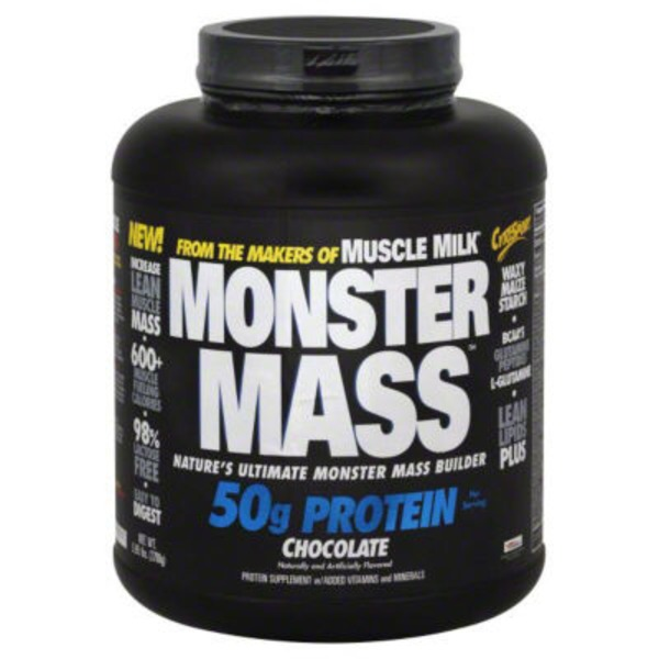 CytoSport Monster Mass Chocolate Ultimate Monster Mass Builder