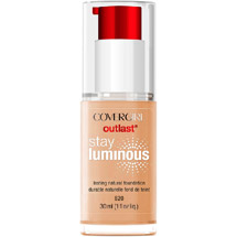 CoverGirl Outlast Stay Luminous Foundation 820 Creamy Natural