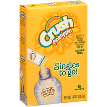 Crush Pineapple Singles to Go