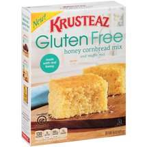 Krusteaz Gluten Free Honey Cornbread and Muffin Mix