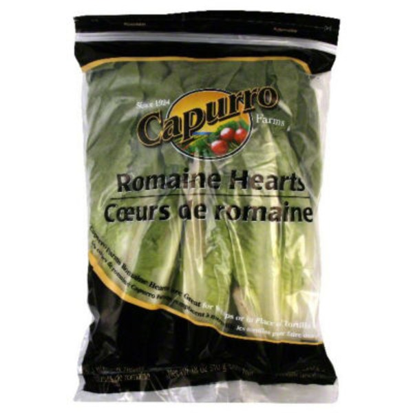 Bonipak Fresh Romaine Hearts