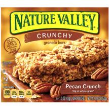 Nature Valley Pecan Crunch Crunchy Granola Bars