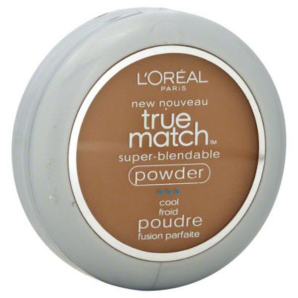 True Match Super-Blendable Powder C7 Nut Brown Foundation