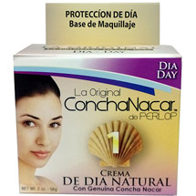 Concha Nacar Day Cream
