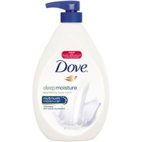 Dove Deep Moisture Body Wash with Pump