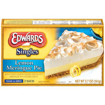 Edwards Lemon Meringue Pie Singles