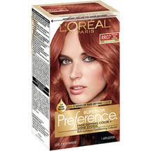 L'Oreal Paris Preference Intense Red Copper RR-07 Haircolor