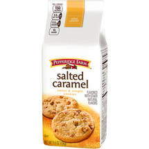 Pepperidge Farm Salted Caramel Sweet & Simple Cookies