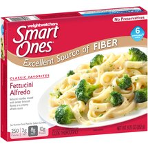 Weight Watchers Smart Ones Classic Favorites Fettucini Alfredo