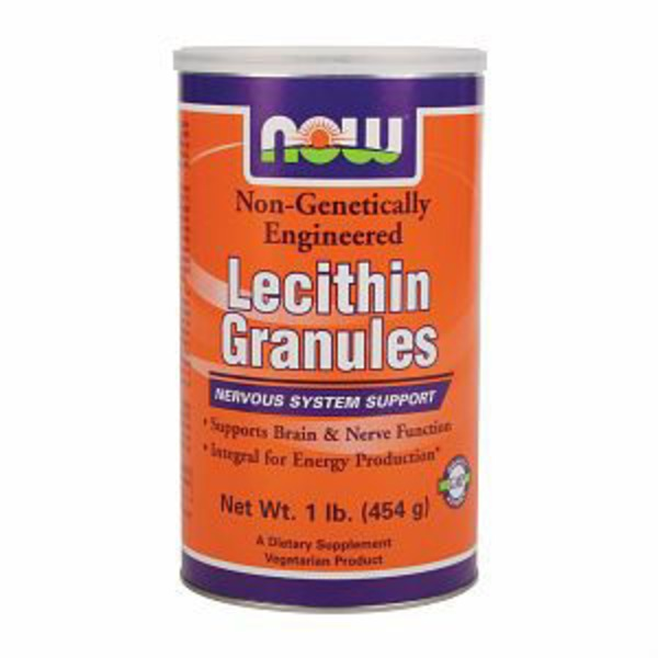 Now Lecithin Granules Non-GMO