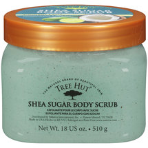 Tree Hut Shea Sugar Coconut Lime Body Scrub