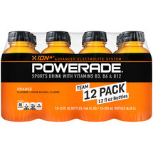Powerade ION4 Orange Sports Drinks