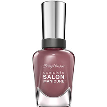 Sally Hansen Complete Salon Manicure Nail Color Plum's the Word