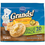 Pillsbury Grands! Butter Tastin' Biscuits