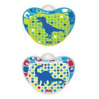 NUK Orthodontic Pacifier 6-18m - 2 CT