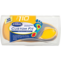 Dr. Scholl's Custom Fit Orthotics CF110