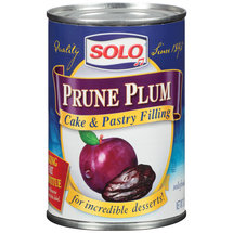Solo Prune Plum Cake & Pastry Filling