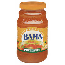 Bama Spreads Peach Preserves