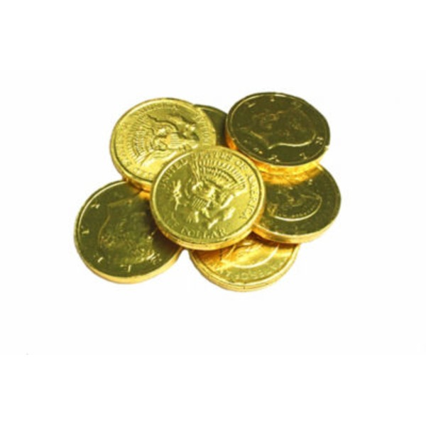 Assorted Chocolate Gold Coins
