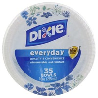 Dixie Everyday Bowls 10-oz. - 36 CT