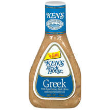 Ken's Steak House Greek Dressing