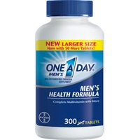 One A Day Men's Health Formula Tablet Multivitamin/Multimineral Supplement