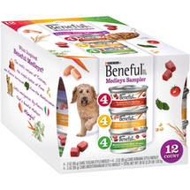 Purina Beneful Medleys Sampler Dog Food Variety Pack
