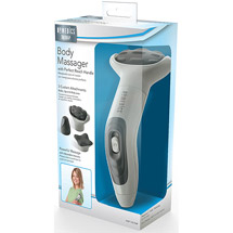 HoMedics Thera-P Body Massager with Perfect Reach Handle