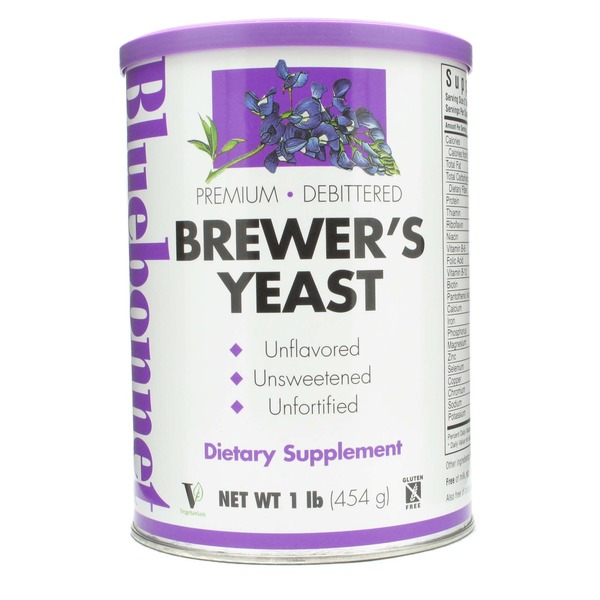 Bluebonnet Nutrition Brewers Yeast Powder
