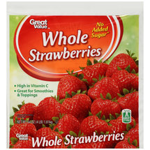 Great Value Frozen Strawberries
