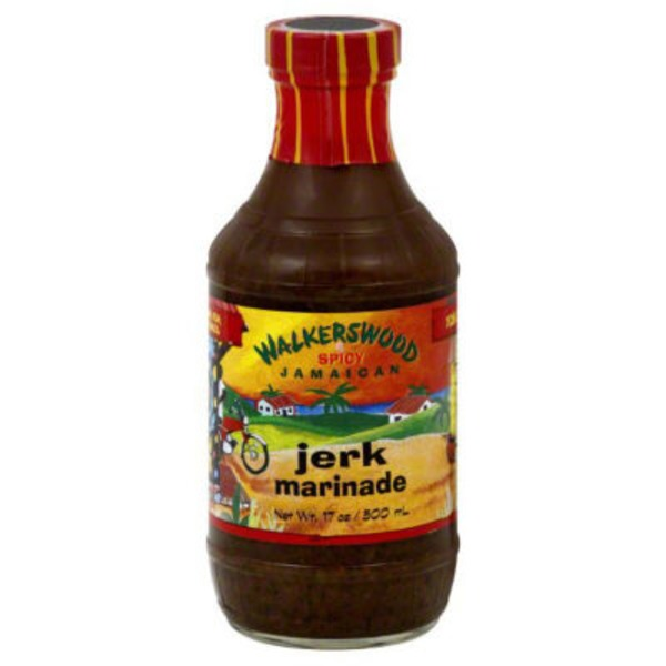 Walkerswood Jerk Marinade, Spicy
