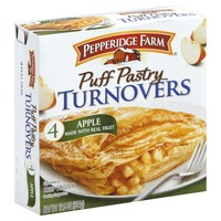 Pepperidge Farm Frozen Bakery Apple Turnovers