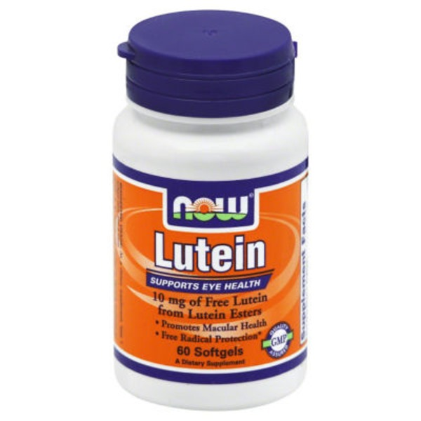 Now Lutein Esters 20 MG