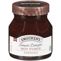Smucker's Simple Delight Hot Fudge Topping